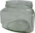 Kozarec glass jar, pokrov T.O.82
